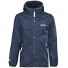 Regatta Lever II Rain Jacket Kids Navy
